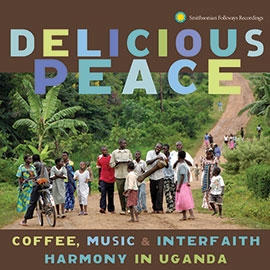 Delicious Peace album cover